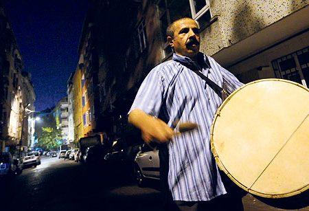 Le feste dell'islam a Istanbul, il tamburo del ramadan