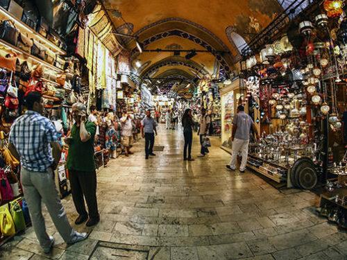 Vestirsi al Gran Bazar