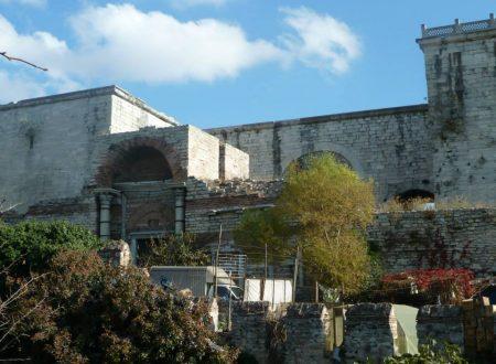 La Porta d'Oro di Costantinopoli