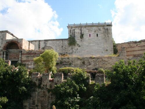 Istanbul romana, la Porta d'oro