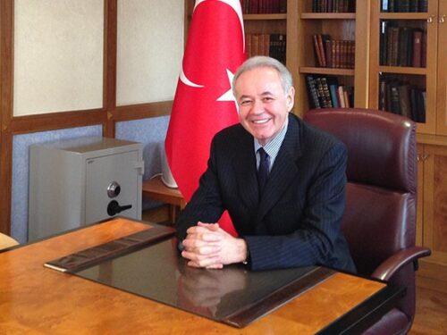 Le minacce dell'ambasciatore turco a Roma
