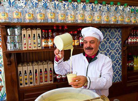 Le bevande di Istanbul, la boza