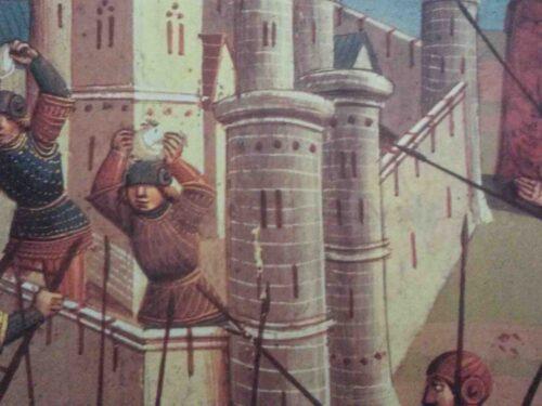 La caduta di Costantinopoli, 1453