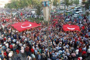 I curdi contro il Pkk