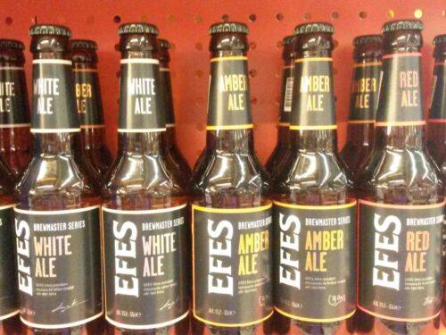 La nuova birra Efes