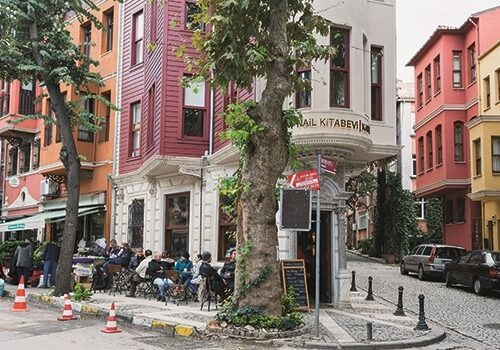 I quartieri di Istanbul, Kuzguncuk