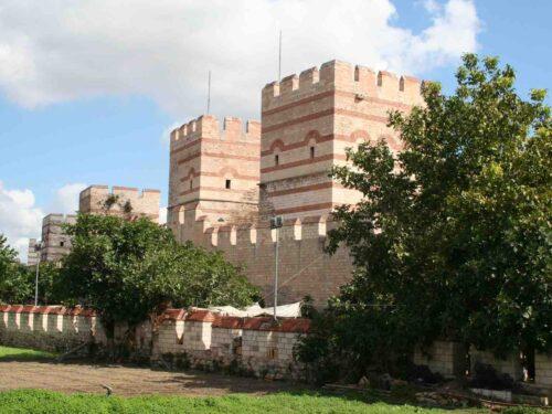 Itinerario n° 1 – Lungo le mura di Costantinopoli