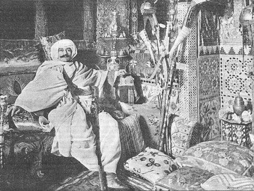 Pierre Loti e le evase dall'harem