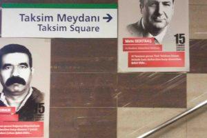 Il golpe del 15 luglio a piazza Taksim