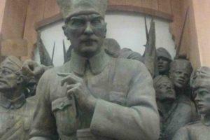 Atatürk a Roma (e Pietro Canonica)