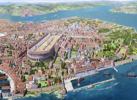Le meravigliose acque di Istanbul