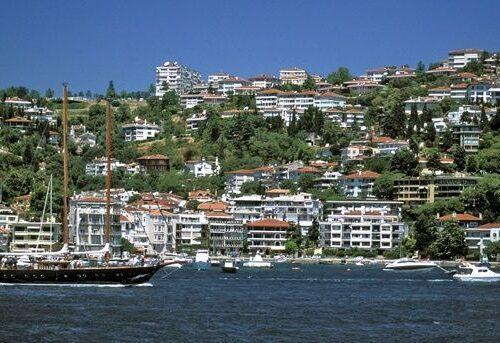 I quartieri di Istanbul, Bebek