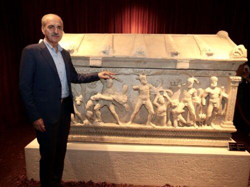 Ercole torna in Turchia