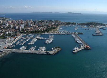 I quartieri di Istanbul, Kalamış e Fenerbahçe