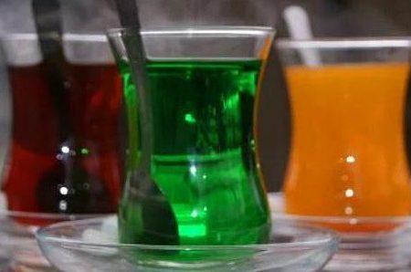 Le bevande di Istanbul, l'Oralet