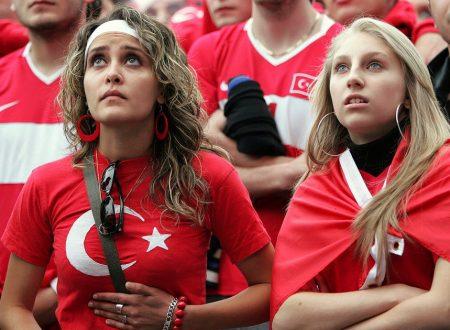 Ci sono turchi biondi ?