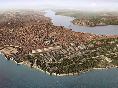 Costantinopoli dove si trova adesso?