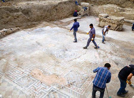 I nuovi mosaici di Laodicea (Combusta)