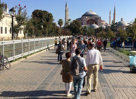 Marta Ottaviani dà i numeri (sul turismo in Turchia)