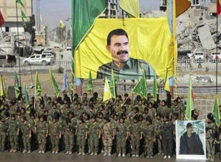 Abdullah Öcalan liberatore di Raqqa