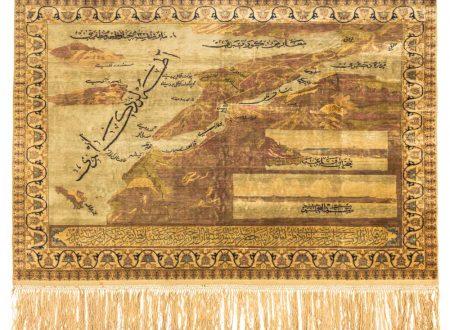 Il tappeto della battaglia di Çanakkale