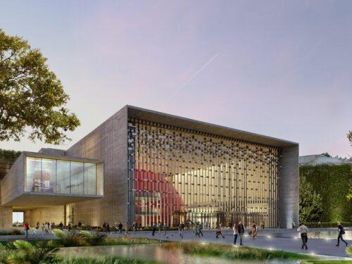 Il nuovo Centro culturale Atatürk (AKM)