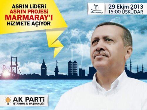 Guida ai trasporti di Istanbul, il Marmaray