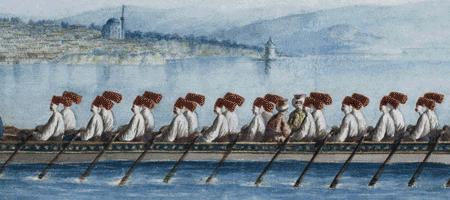 Impressioni da lontano: gli acquarelli di Luigi Mayer