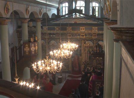 La nuova chiesa di San Giorgio a Istanbul