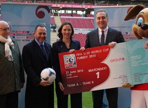 I mondiali di calcio Under 20 in Turchia