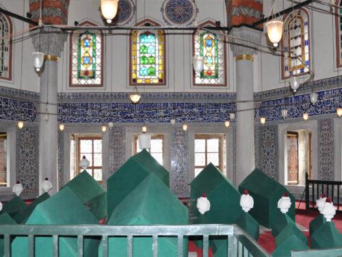 I mausolei imperiali ottomani di Ayasofya