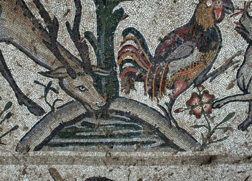 I mosaici romani di Germanicia Caesarea (in Turchia)