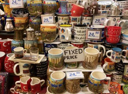 Prezzi fissi al Gran bazar