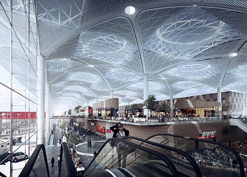Come sarà il nuovo aeroporto di Istanbul?