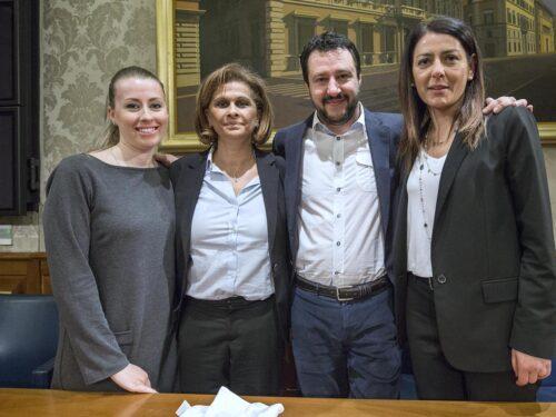 Souad Sbai, le spose bambine e il parlamento turco