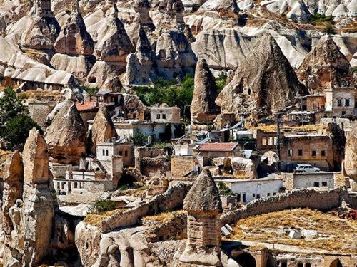 Turisti italiani (in viaggio) in Turchia