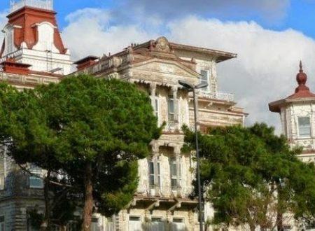 Gli edifici ottomani di Istanbul, Ragıp Paşa Köşkleri a Caddebostan