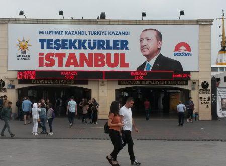 Erdoğan ha vinto ancora