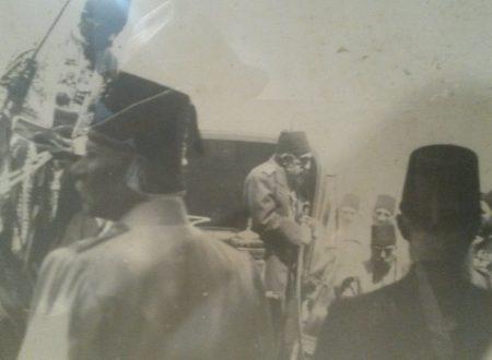 La foto del sultano Abdülhamid