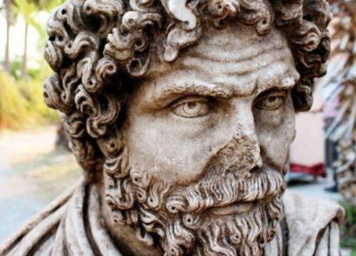 Il busto romano di Pompeiopolis