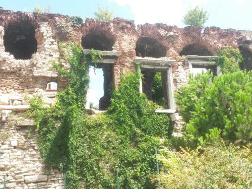 Quel che resta del palazzo bizantino del Boukoleon