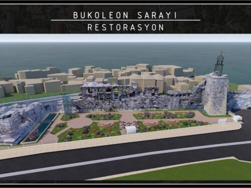 Il restauro del palazzo bizantino del Boukoleon