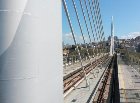 Il nuovo ponte sul Corno d'oro