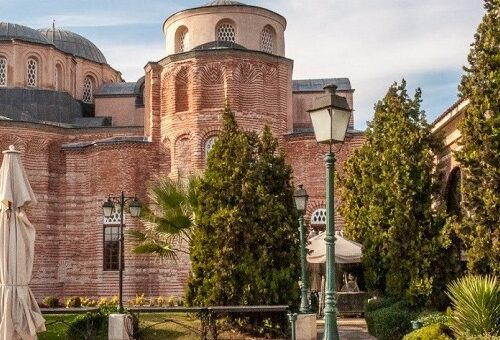 Il Pantokrator, la chiesa-moschea sulla collina di Zeyrek