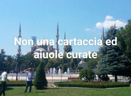 Roma fa schifo, Istanbul è pulita