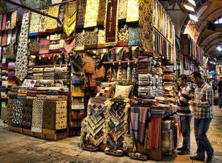 Il Gran Bazar al collasso (fake news, come sempre)