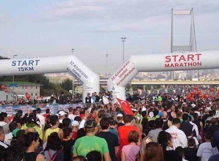 Yallah, corri a Istanbul – Maratona 2018