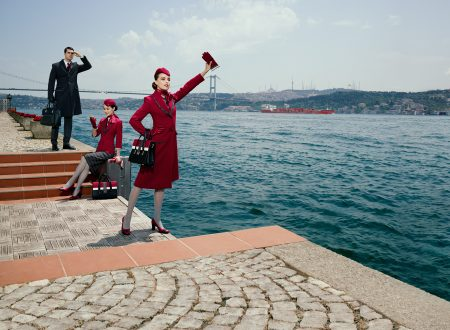 Le nuove uniformi della Turkish Airlines