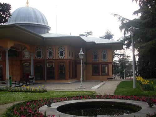 Aynalıkavak Kasrı, la perla ottomana del Corno d'oro