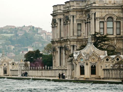 Gli edifici ottomani di Istanbul, Beylerbeyi